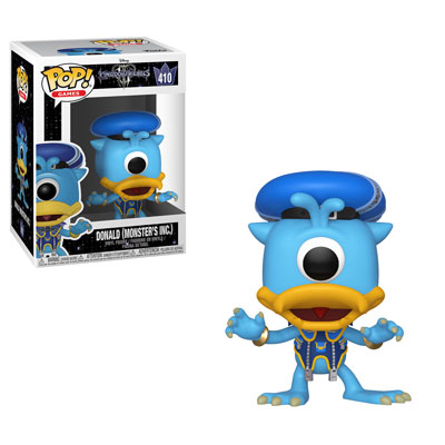 Donald (Monsters Inc) Kingdom Hearts III Funko Pop