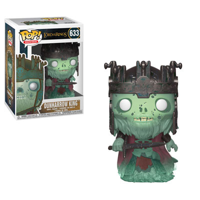 Dunharrow King Funko Pop