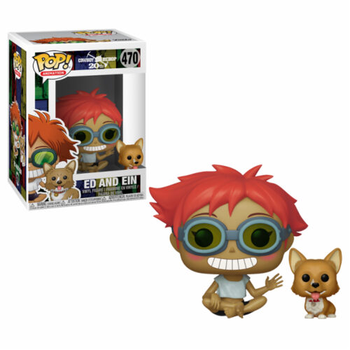 Ed and Ein Funko Pop
