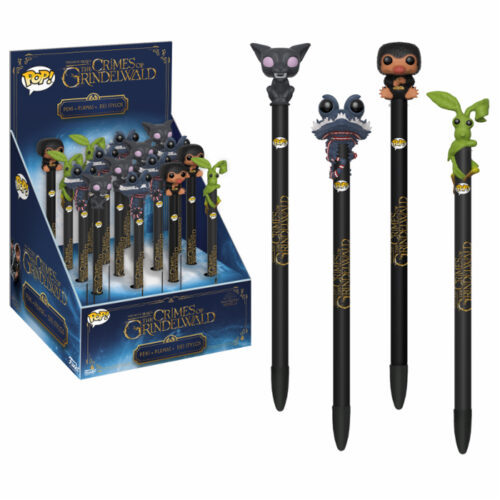 Fantastic Beasts Funko Pen Toppers