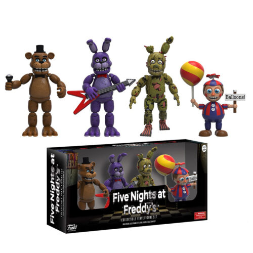 Five Nights at Freddy's Action Figure 4-pack Funko