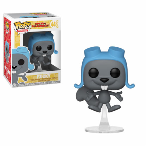 Flying Rocky Funko Pop