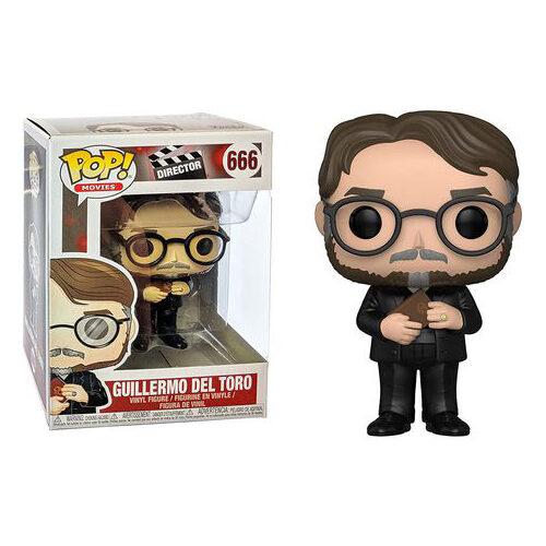 Guillermo del Toro Funko Pop