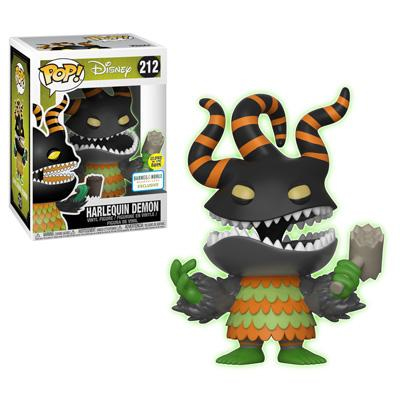 HARLEQUIN DEMON (GITD)
