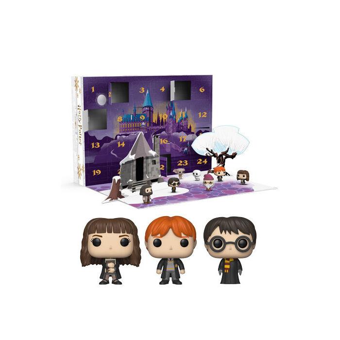 Uitzonderlijk Harry Potter Advent Calendar van Funko nu hier online te bestellen! @AK23