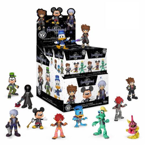 Kingdom Hearts Mystery Mini's Funko