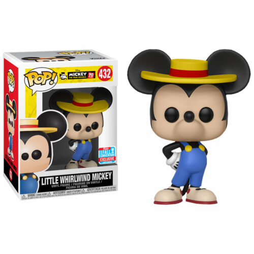 Little Whirlwind Mickey NYCC Funko Pop