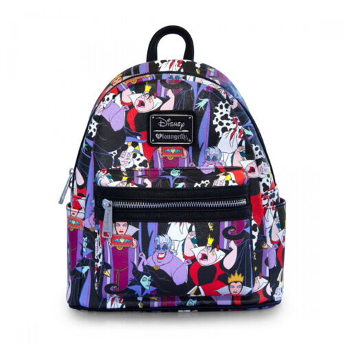 Loungefly x Disney Villains Mini Backpack