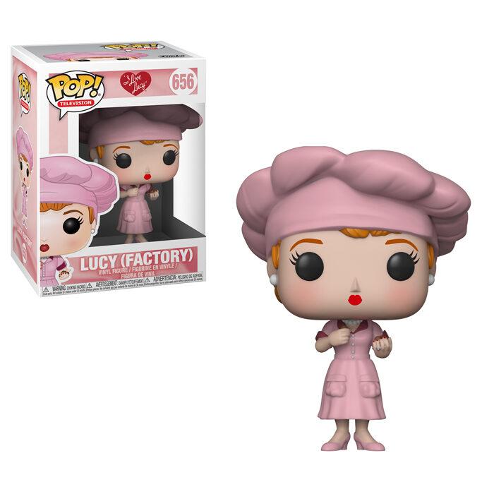 Lucy Factory Funko Pop