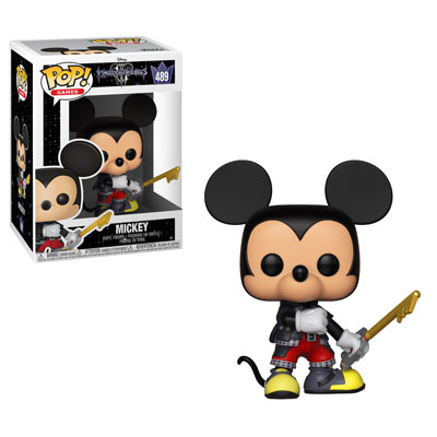 Mickey Kingdom Hearts III Funko Pop