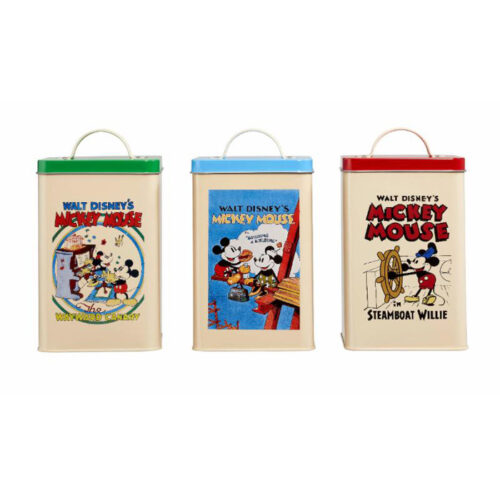 Mickey Mouse Kitchen Storage Retro Posters Funko