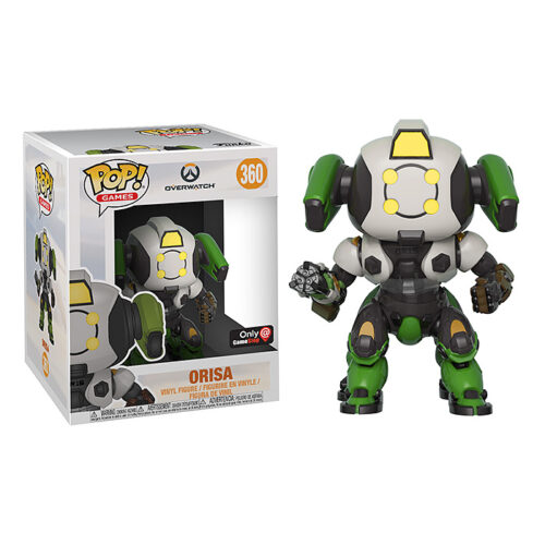 Orisa Gamestop Funko Pop