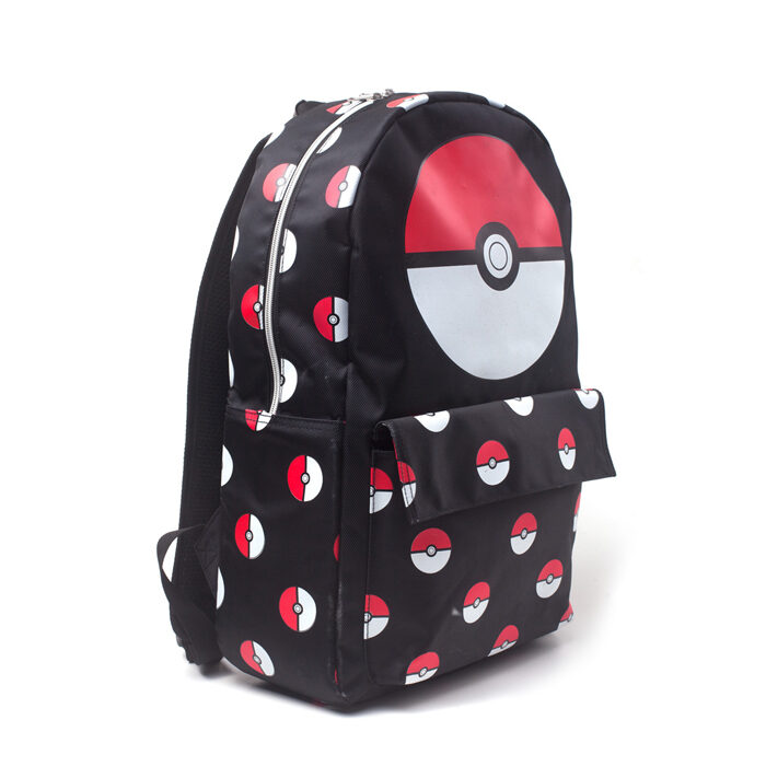 Pokeball AOP Backpack