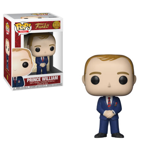 Prince William Funko Pop