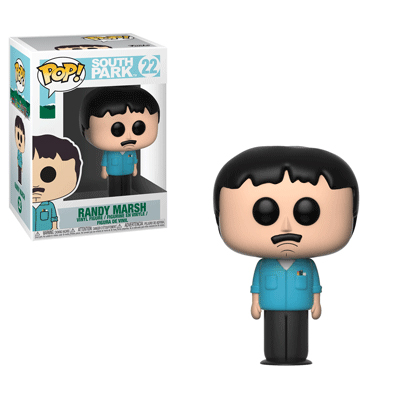 Randy Marsh Funko Pop