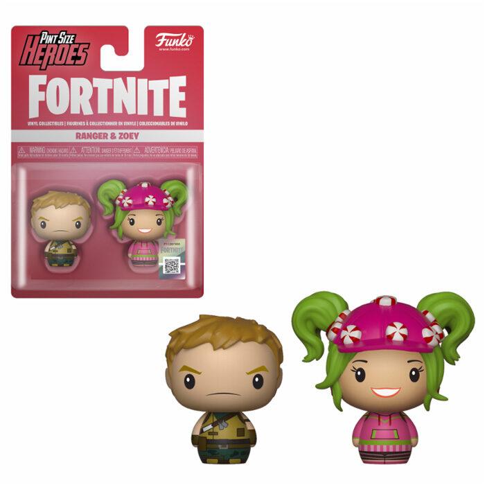 Ranger & Zoey Pint Size Heroes Funko Fortnite