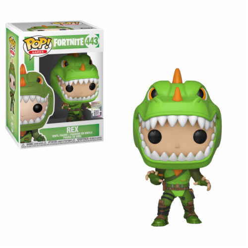 Rex Fortnite Funko Pop