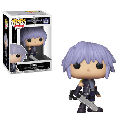 Riku Kingdom Hearts 3 Funko Pop