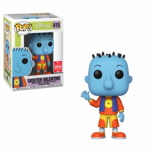 Skeeter Valentine SDCC Funko Pop