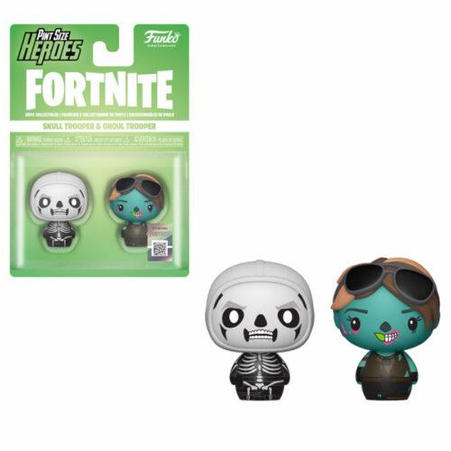 Skull Trooper & Ghoul Trooper Fortnite Pint Size Heroes Funko