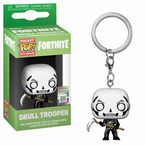 Skull Trooper Keychain