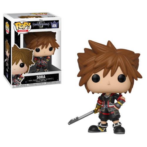 Sora Kingdom Hearts III Funko Pop