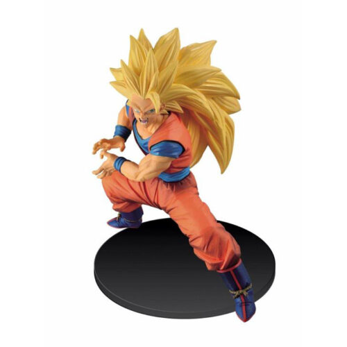 Super Saiyan 3 Son Goku Figure Banpresto