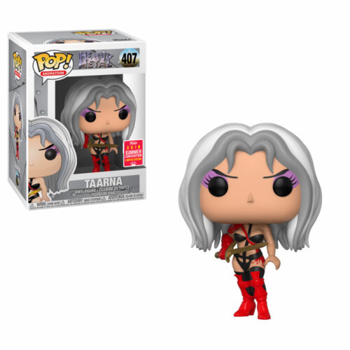 Taarna SDCC Funko Pop