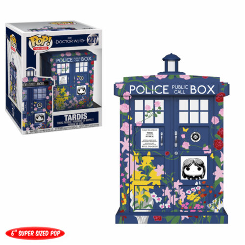 Tardis Doctor Who Funko Pop
