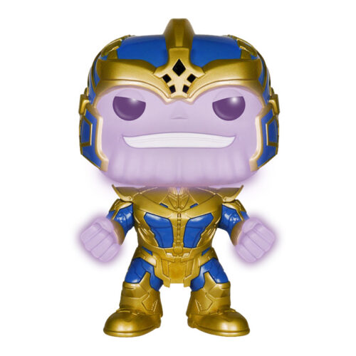 Thanos GITD Entertainment Earth Exclusive 6 inch Funko Pop