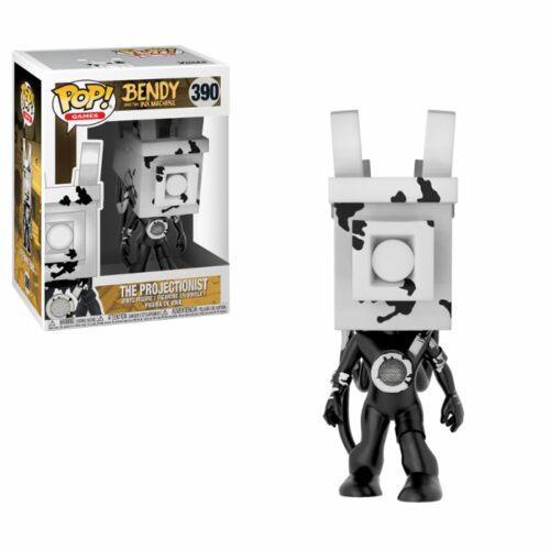 The Projectionist Funko Pop