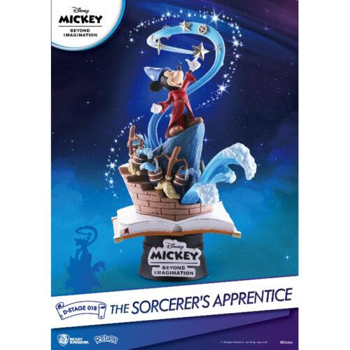 The Sorcerer's Apprentice Disney Diorama Beast Kingdom