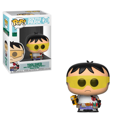 Toolshed Funko Pop