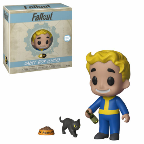 Vault Boy (luck) 5 Star Funko