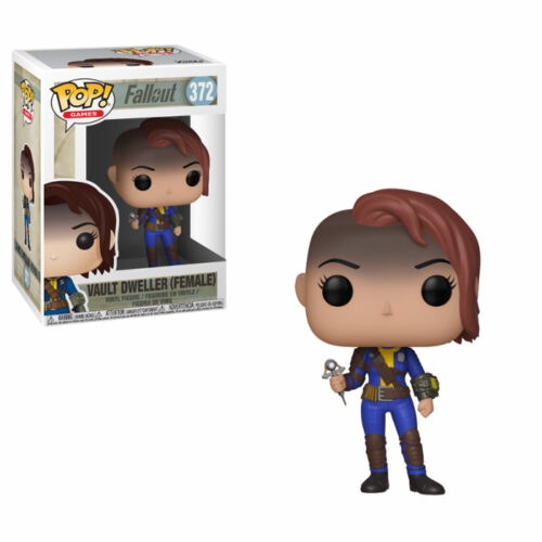 Vault Dweller Female Funko Pop