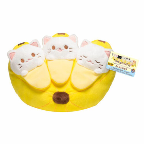 Bananya Bunch Hot Topic Plush Funko