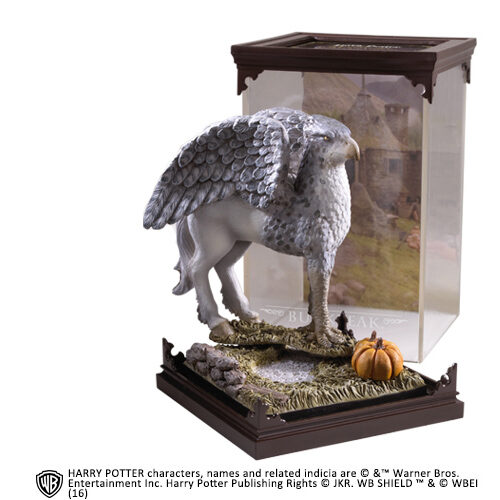 Buckbeak Magical Creatures The Noble Collection
