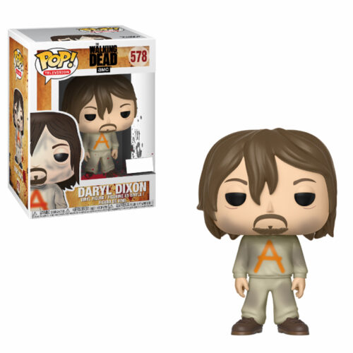 Daryl in Prison Outfit Funko Pop