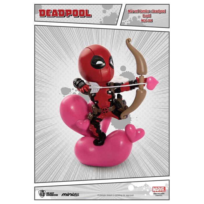 Deadpool Cupid Figure Marvel Mini Egg Attack Beast Kingdom