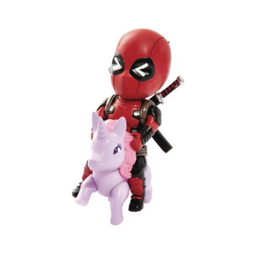 Deadpool Pony Figure Mini Egg Attack Marvel Beast Kingdom