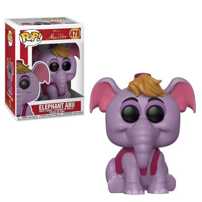 Elephant Abu Funko Pop Aladdin