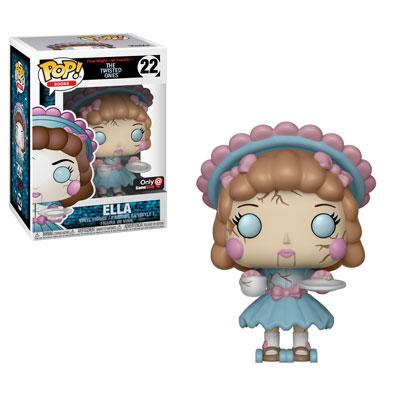 Ella Gamestop Funko Pop