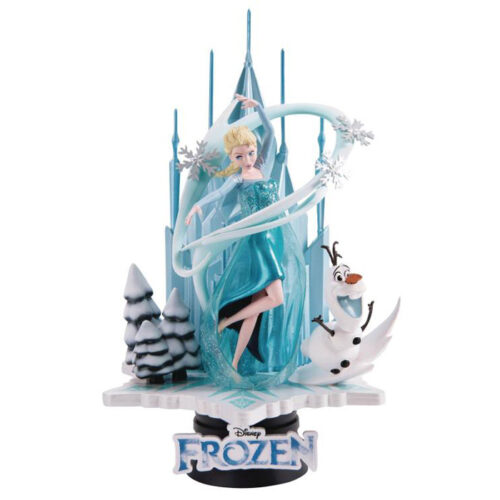 Frozen Disney Diorama Beast Kingdom D-Select
