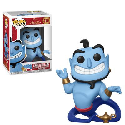 Genie with Lamp Funko Pop Aladdin