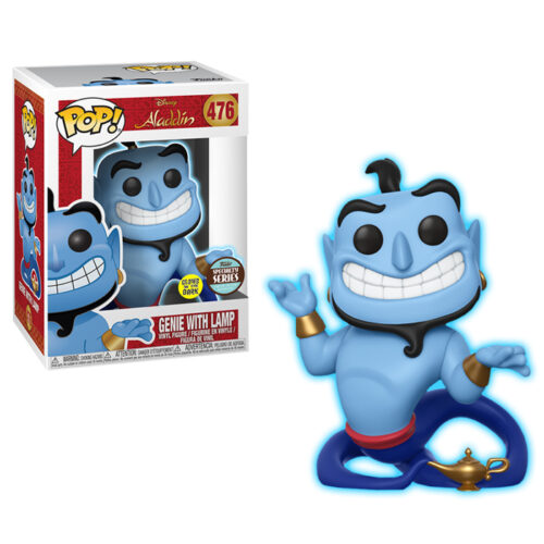 Genie with Lamp GITD Funko Pop