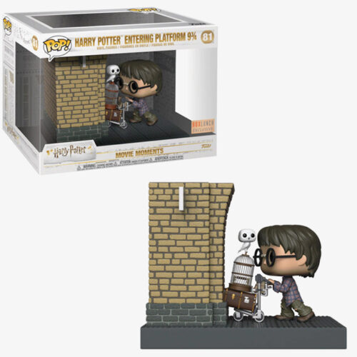 Harry Potter Platform 9 34 Funko Pop