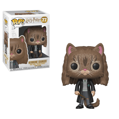Hermione Granger as Cat Funko Pop