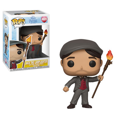 Jack the Lamplighter Funko Pop Mary Poppins Returns