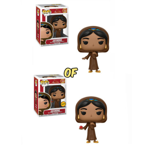 Jasmine in disguise Funko Pop Aladdin