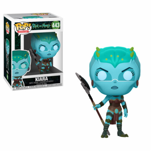 Kiara Funko Pop Rick and Morty